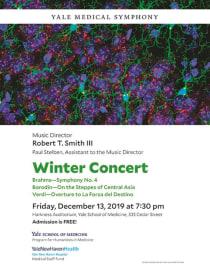 Yale Medical Symphony: Winter 2019