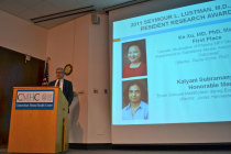 2011 Seymour L. Lustman Resident Research Awards