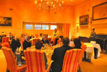 A Special Dinner Presentation Hosted by Mary and Dean Sloane