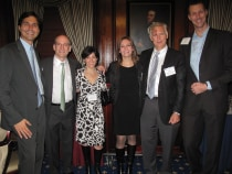 Yale Psychiatry Alumni Association Reception - October 4, 2012