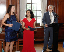 2011 Yale Psychiatry Resident & Fellow Graduation
