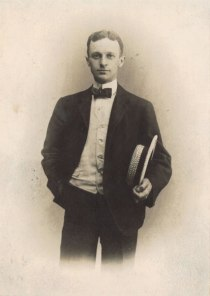 The Cushing/Whitney Medical Library recently acquired Harvey Cushing's diary of his visit to the World's Columbian Exposition in 1893. Above, Cushing in a portrait taken two years later, when he finished medical school at Harvard.