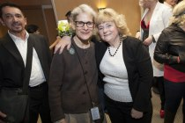 Nancy Angoff and Peggy Bia have worked together for years on educational programs for medical students.