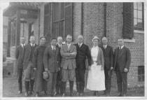 Yale China Association Governing Board, circa 1923
