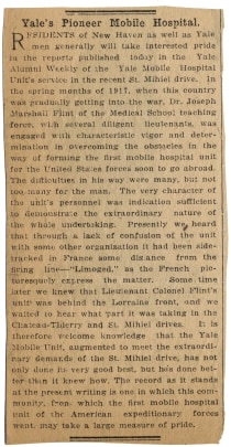 Period publications were positively effusive in their praise for Flint's hospital, which incorporated the very latest in organizational theory