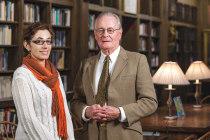 Anna Reisman and Thomas Duffy