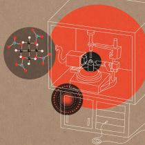 x-ray-crystallography illustration