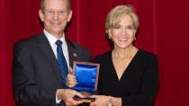Judith Rodin Receives Winslow Medal