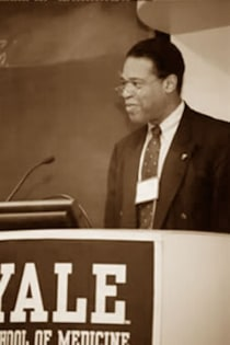 Donald Moore: 1981, First African-American to Serve as President of the Association of Yale Alumni in Medicine