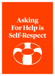 Asking for Help is Self-Respect