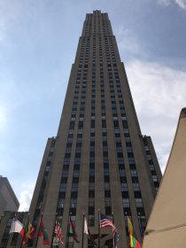 Rockeller Center office building