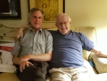 Drs. Fred Gorelick and Jim Jamieson