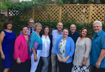 Class of 1988 Reunion Attendees