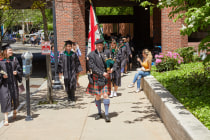 Procession to Amistad Park