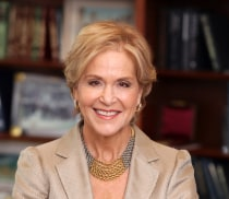 Judith Rodin, Ph.D., president of The Rockefeller Foundation and a former Yale provost