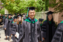 Yale's newest doctors