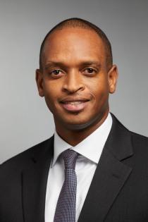 Frank Minja, MD, associate professor of radiology and biomedical imaging