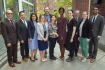 Master in Health Science Medical Education Pathway Graduates and their Department Leaders