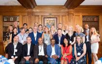 30th Reunion Dinner at the Quinnipiack Club, June 1, 2019