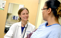 Dr. Erica Spatz studies more effective ways to classify women who often display different kinds of evidence of a heart attack.