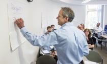 Gregory Makoul Facilitates Professionalism Session