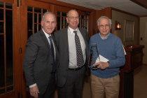 Charles Fuchs, George Miller, and Daniel DiMaio