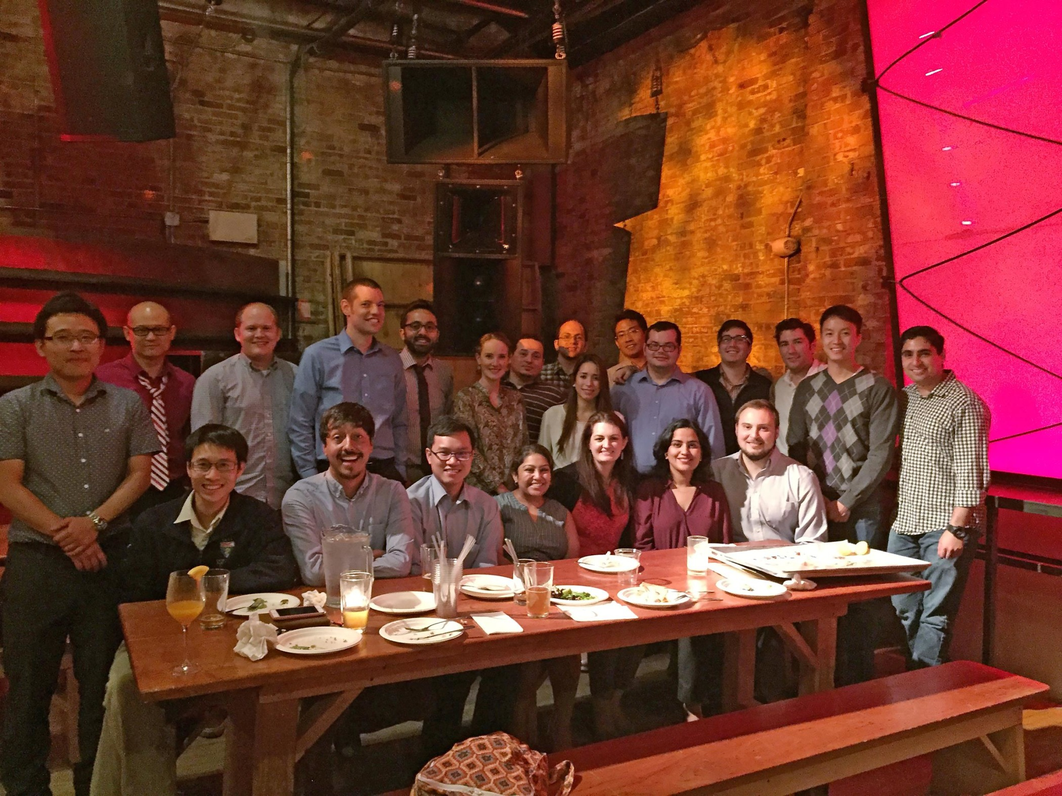 PGY-1 Welcome dinner