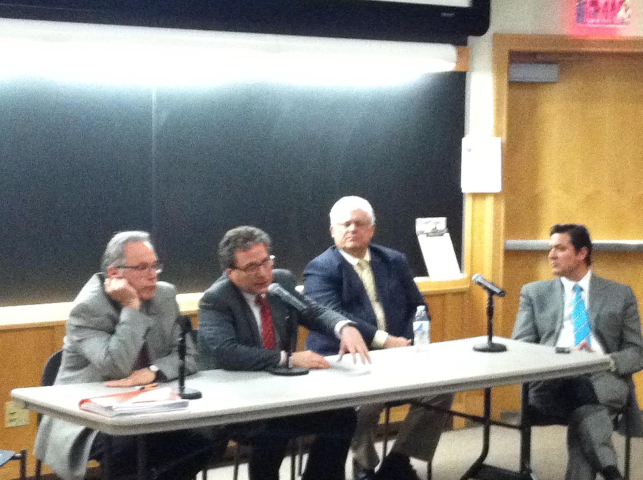 Transplant Surgery & Marijuana Use Medical Ethics Symposium, April 30, 2013