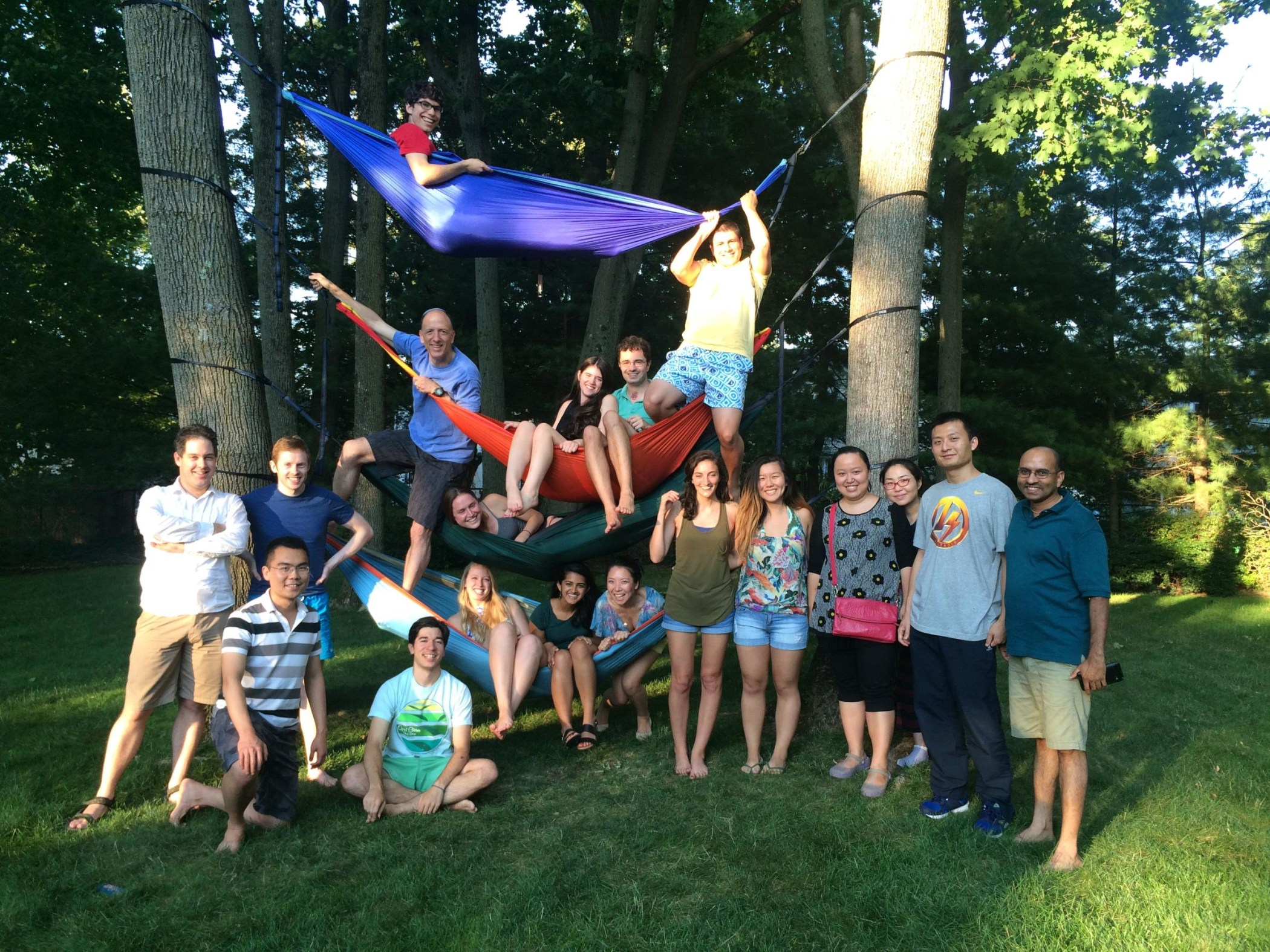 Lab Summer Outing 2015