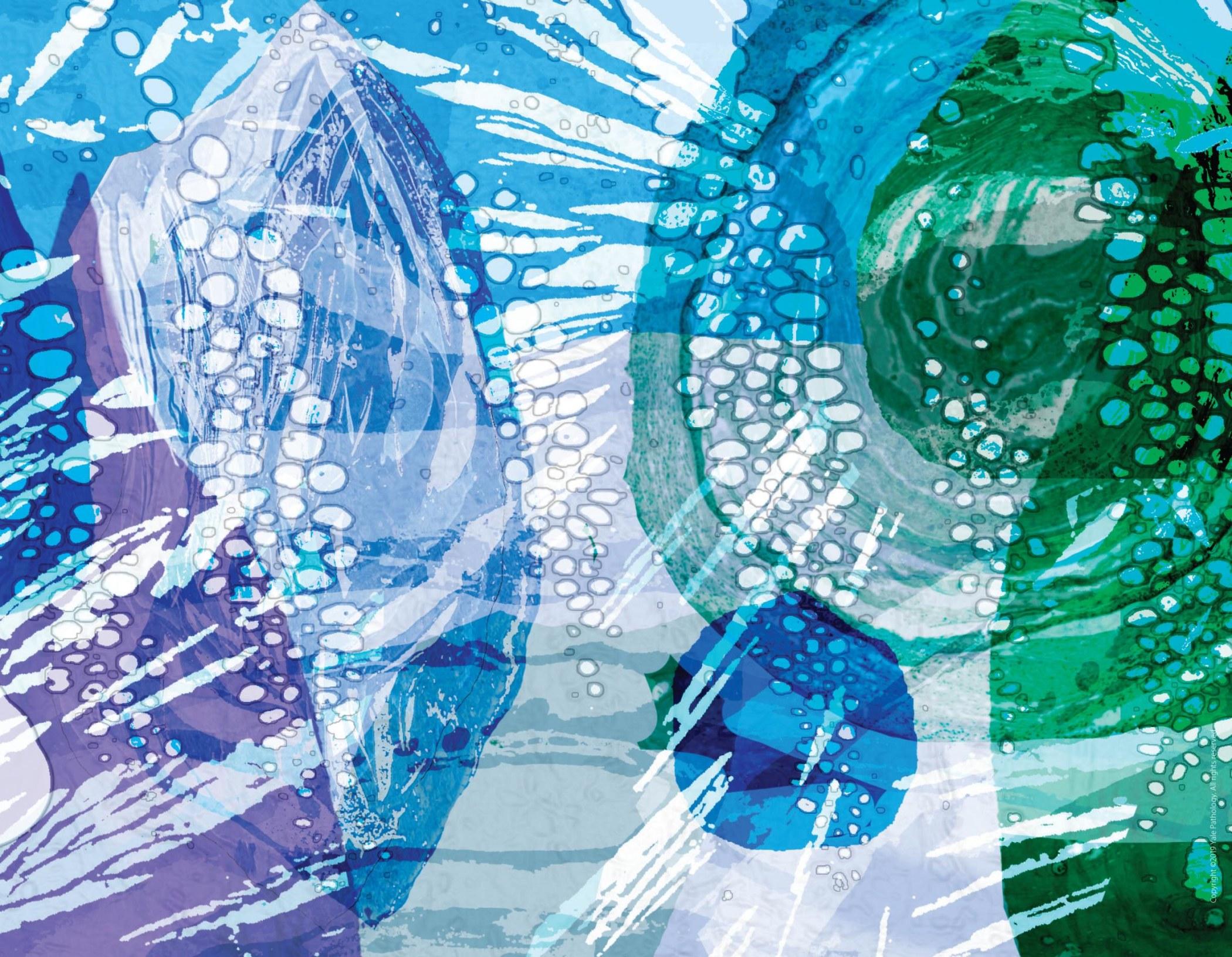 Yale Pathology Labs Calendar 2020 image for November-December