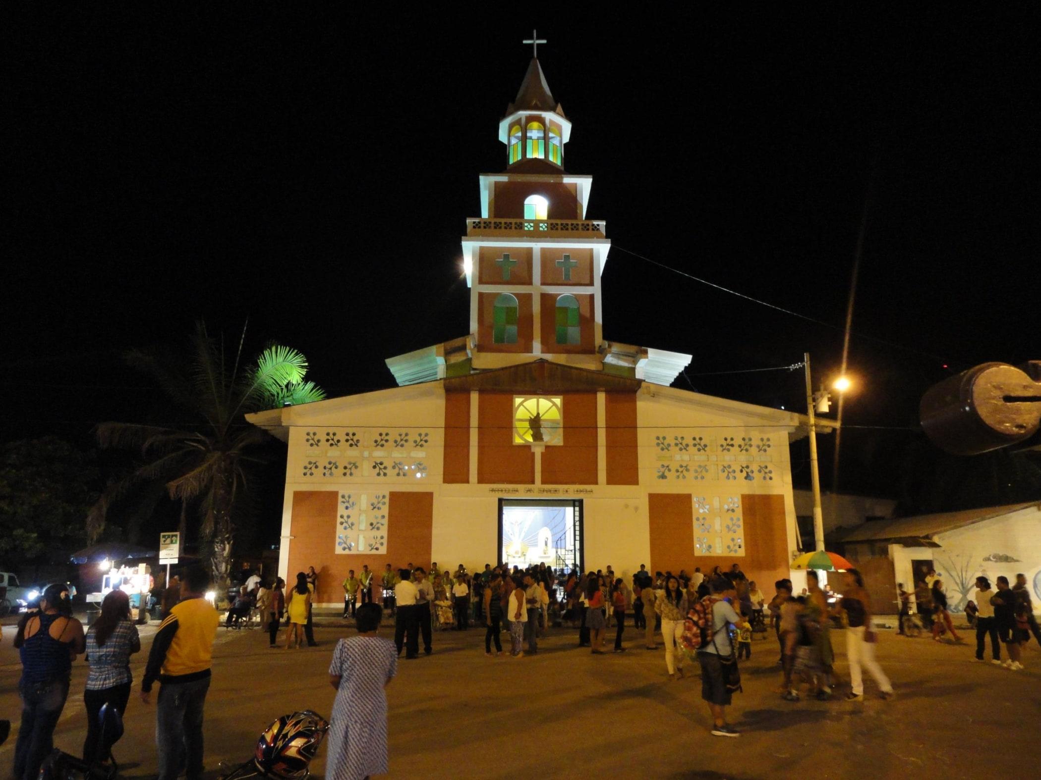 Manglaralto, Ecuador