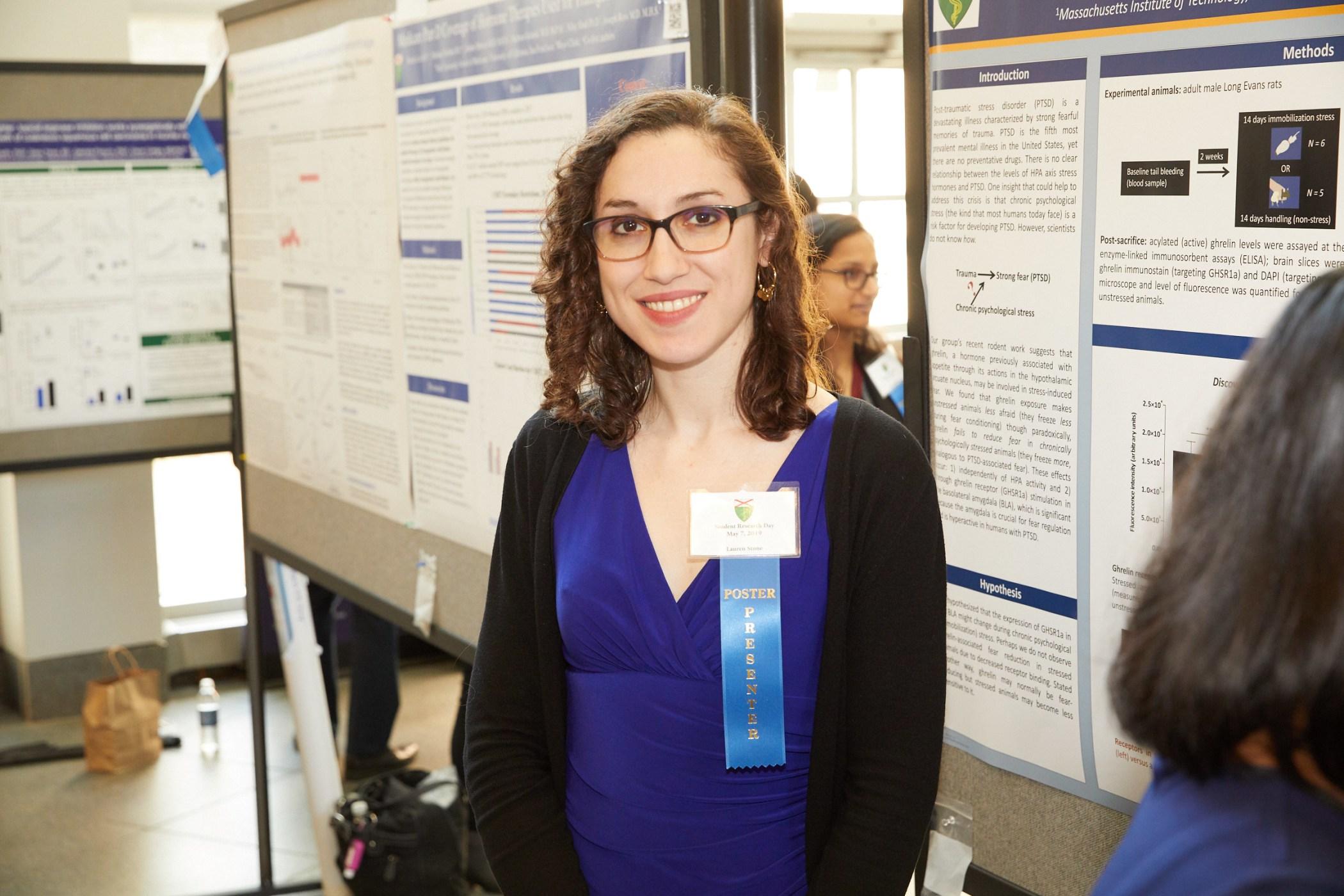 Lauren Stone, MD '22