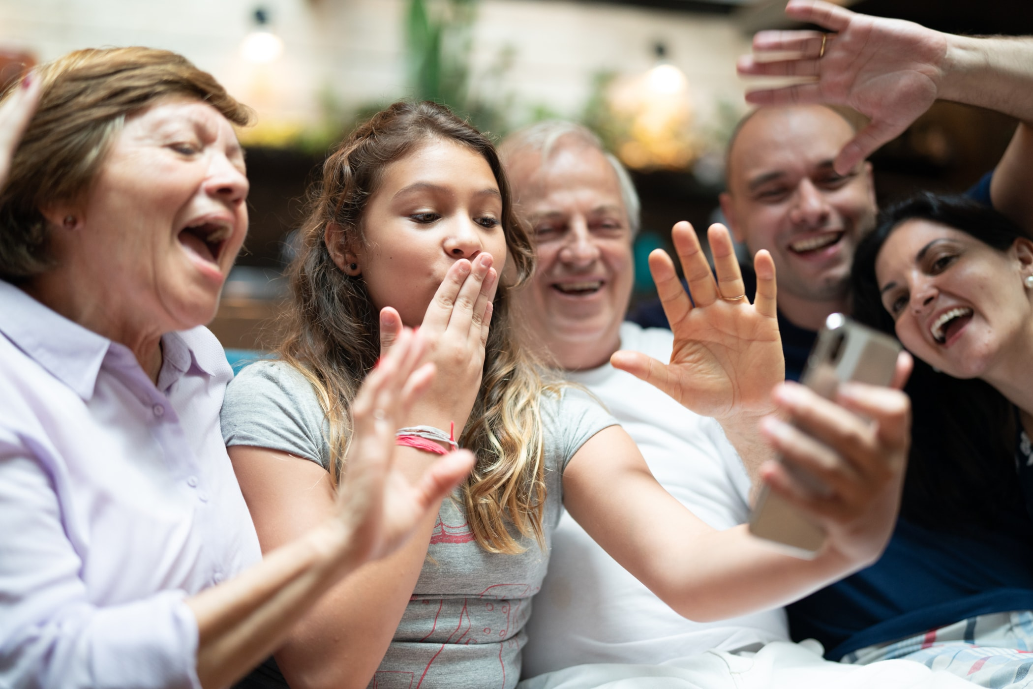 Parents who are happy can better support their children.