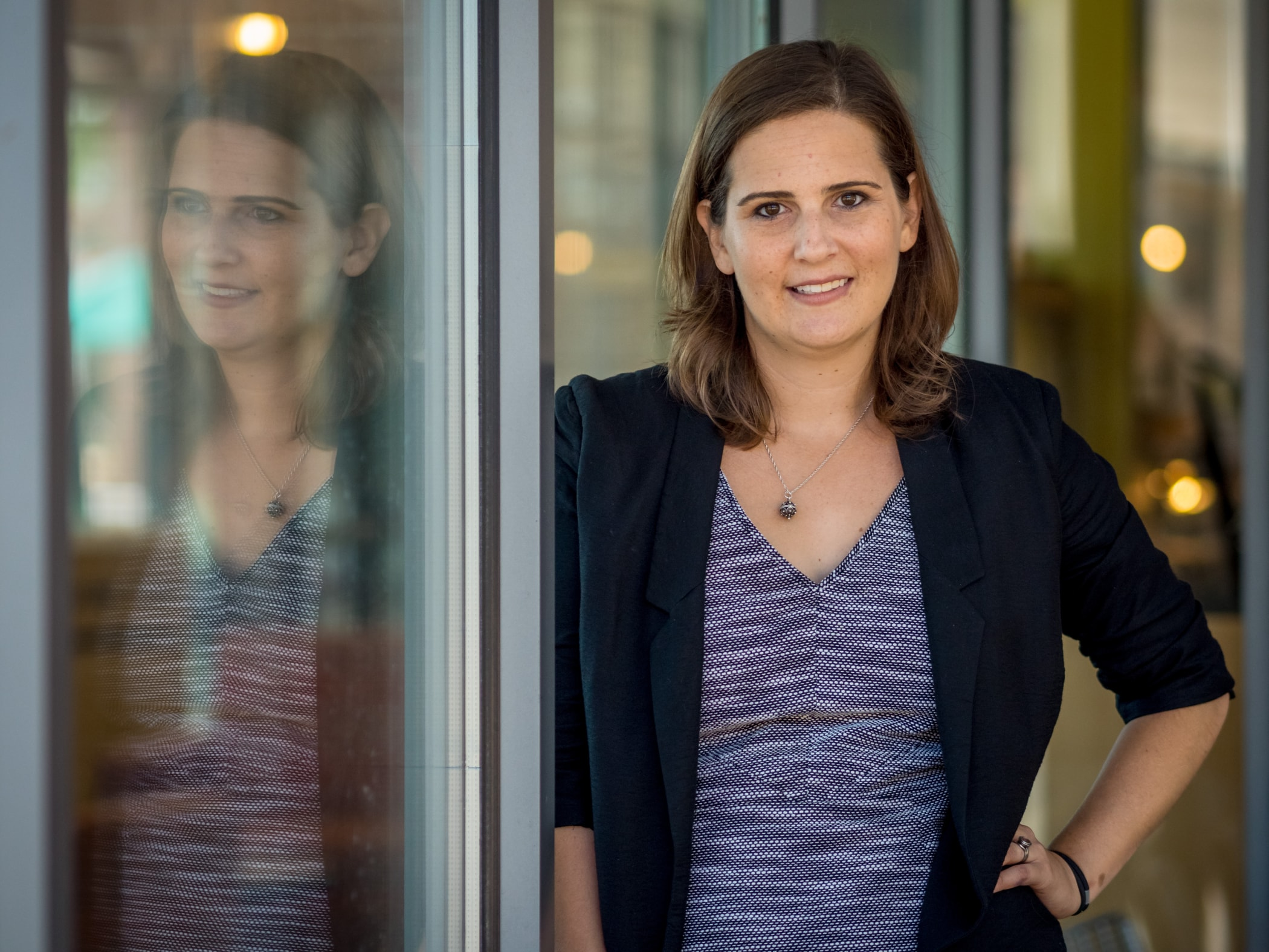 Assistant Professor Sarah Lowe