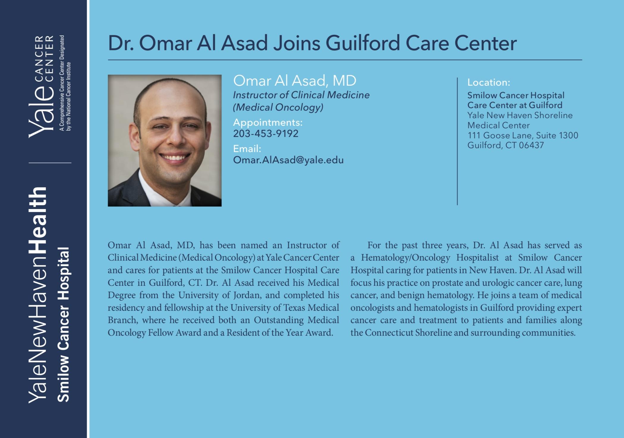 Dr. Al Asad
