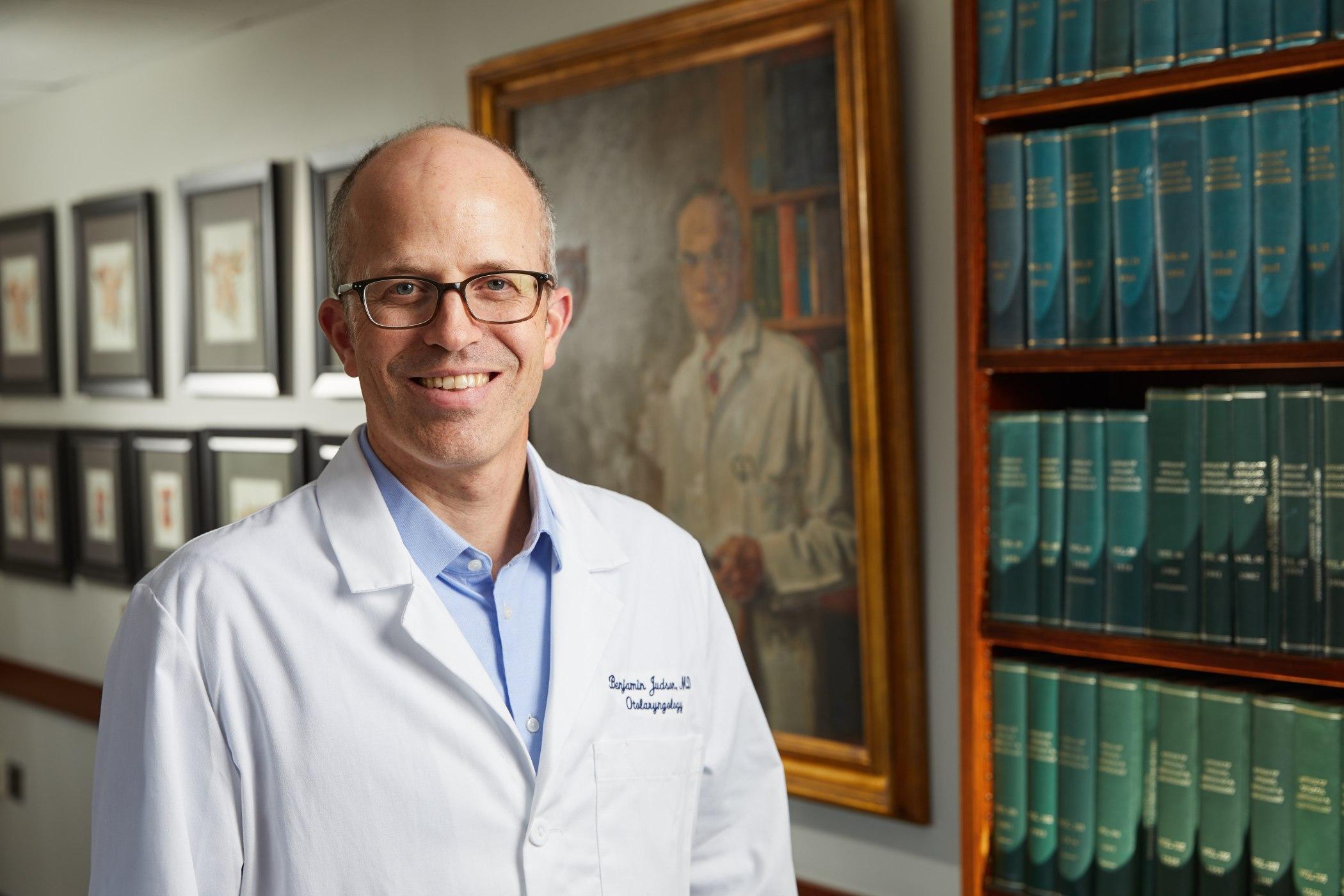 Benjamin L. Judson, MD