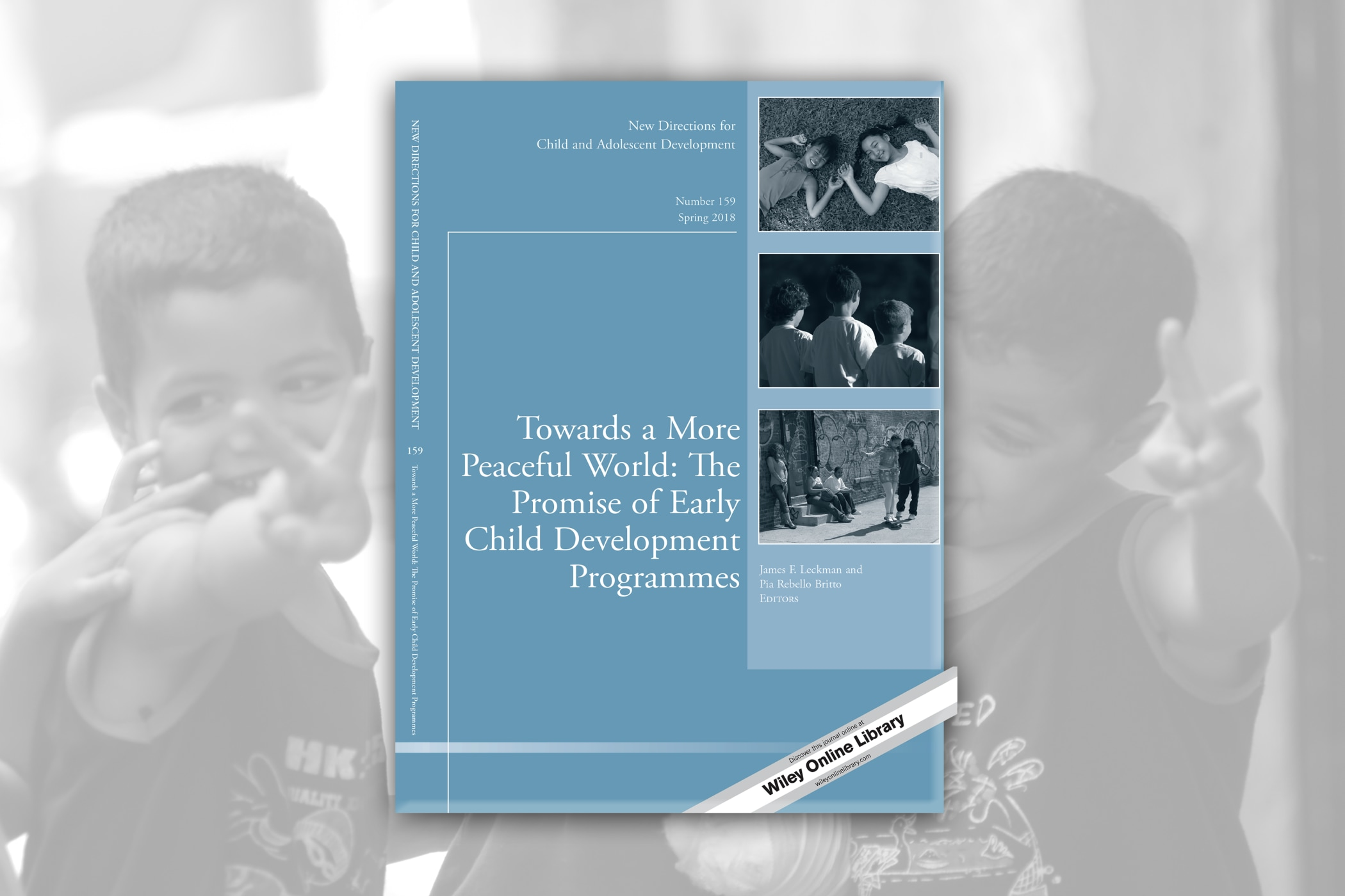 Towards a More Peaceful World: The Promise of Early Child Development Programmes