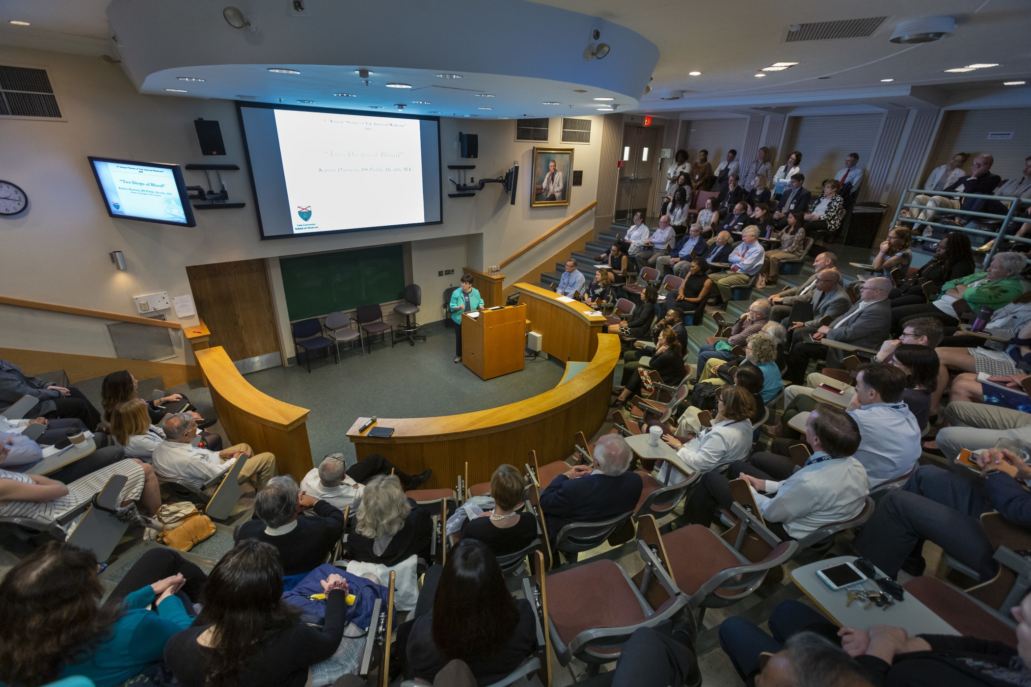 Stories of Yale Internal Medicine