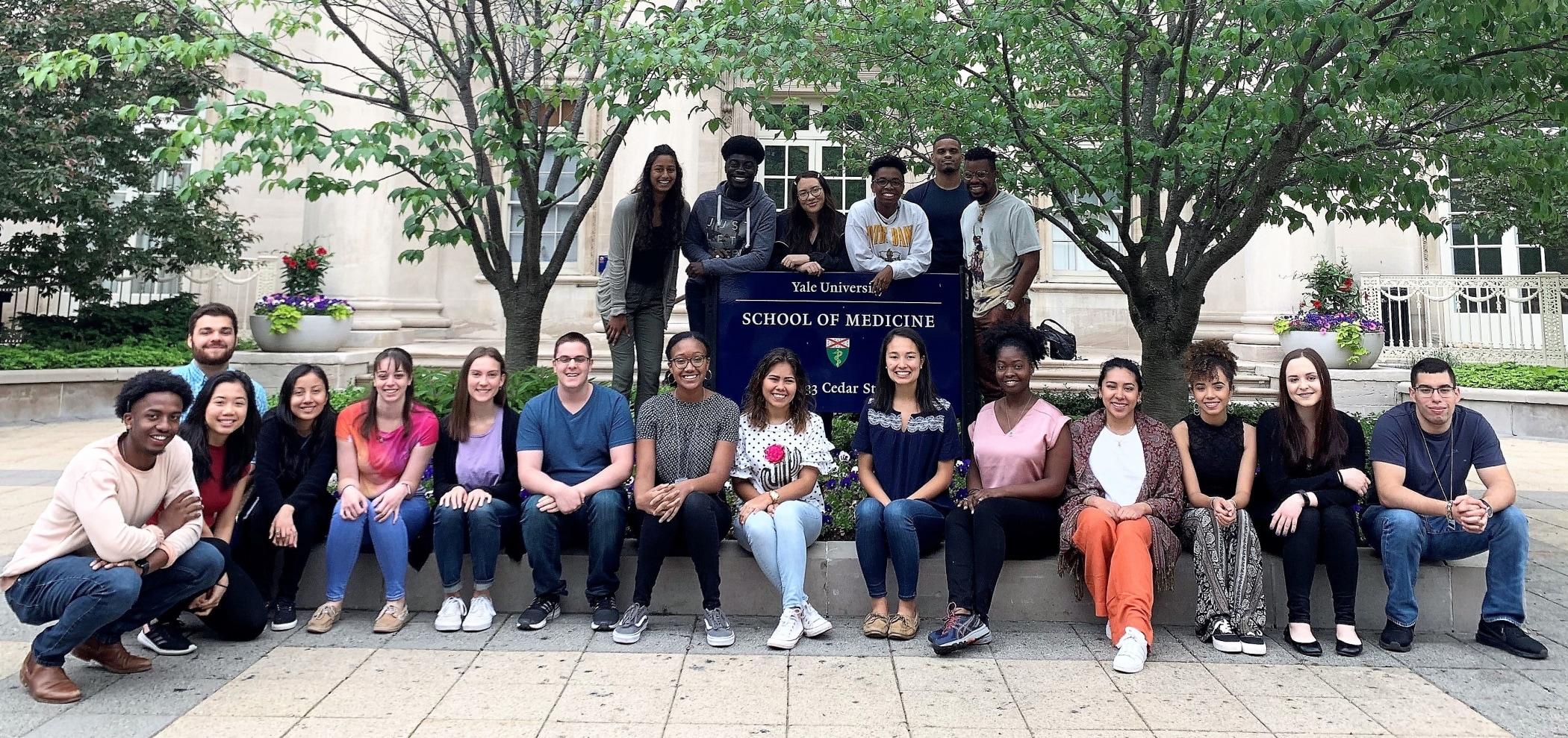 2019 BioMed Amgen Scholars