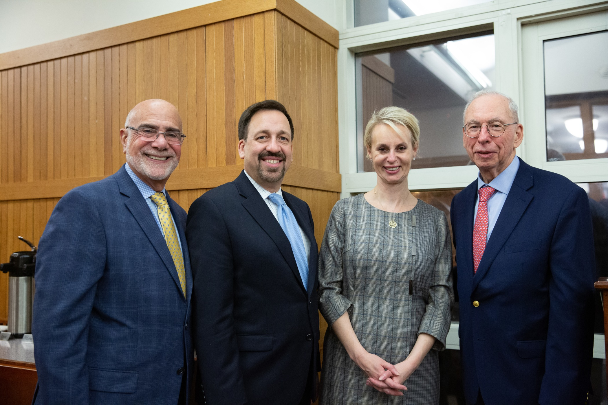 John S. Levy, DDS, Hugh S. Taylor, MD, Elena Ratner, MD and Peter E. Schwartz, MD
