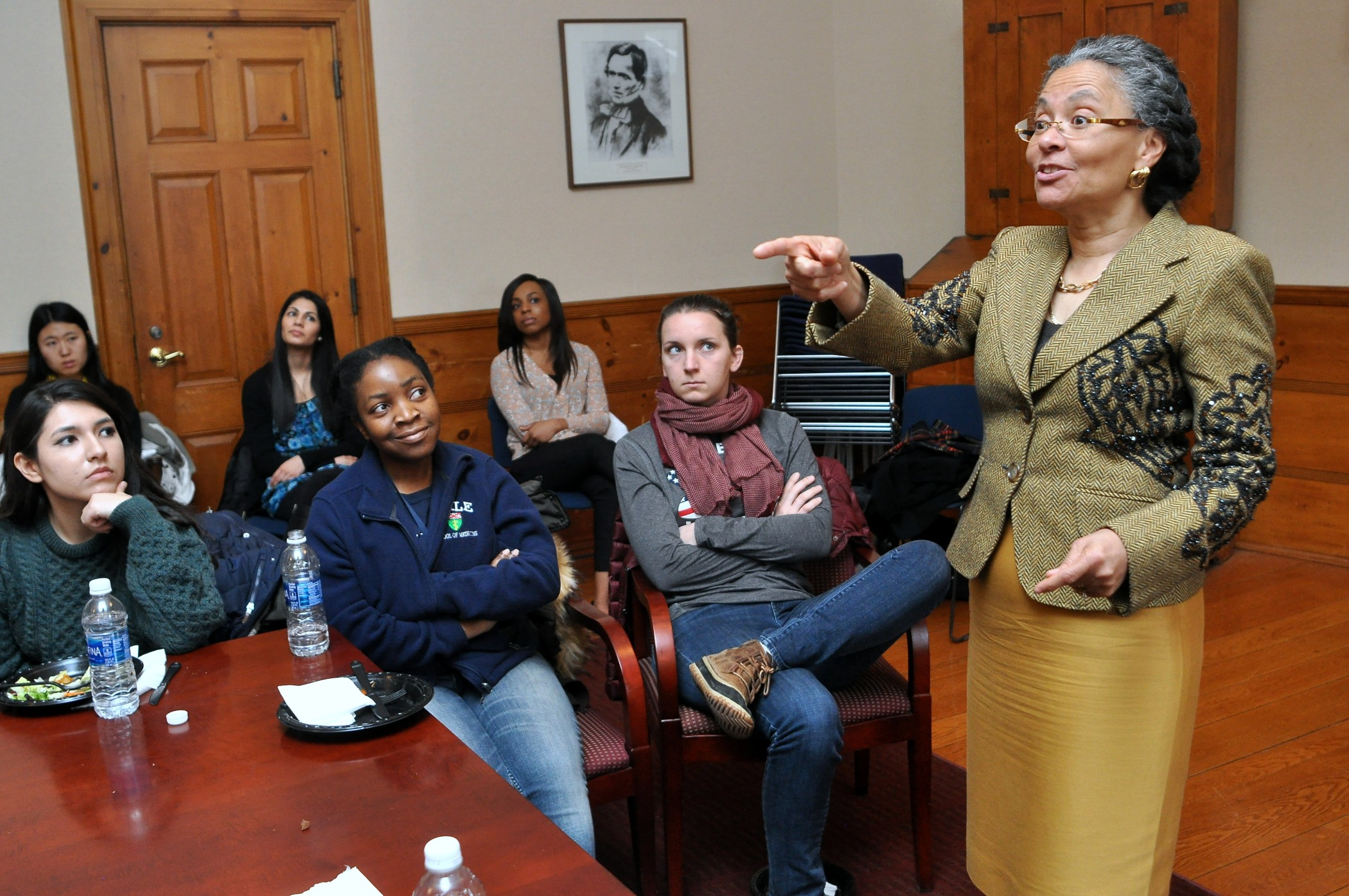 Camara Jones on racism in health care