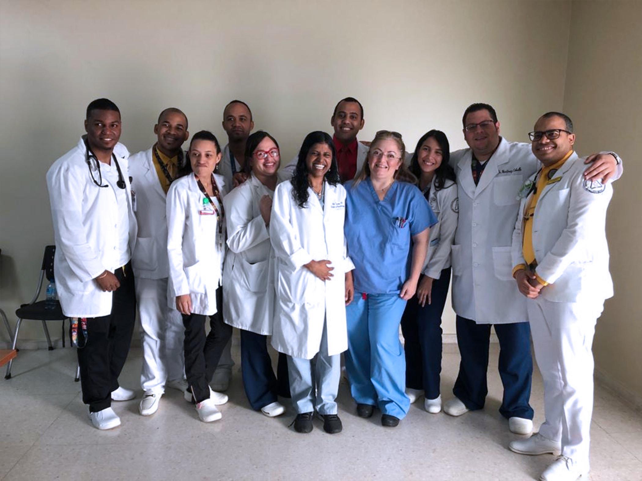 Urogynecology Global Health Initiative (UGHI) Dominican Republic Nov 16-24, 2019