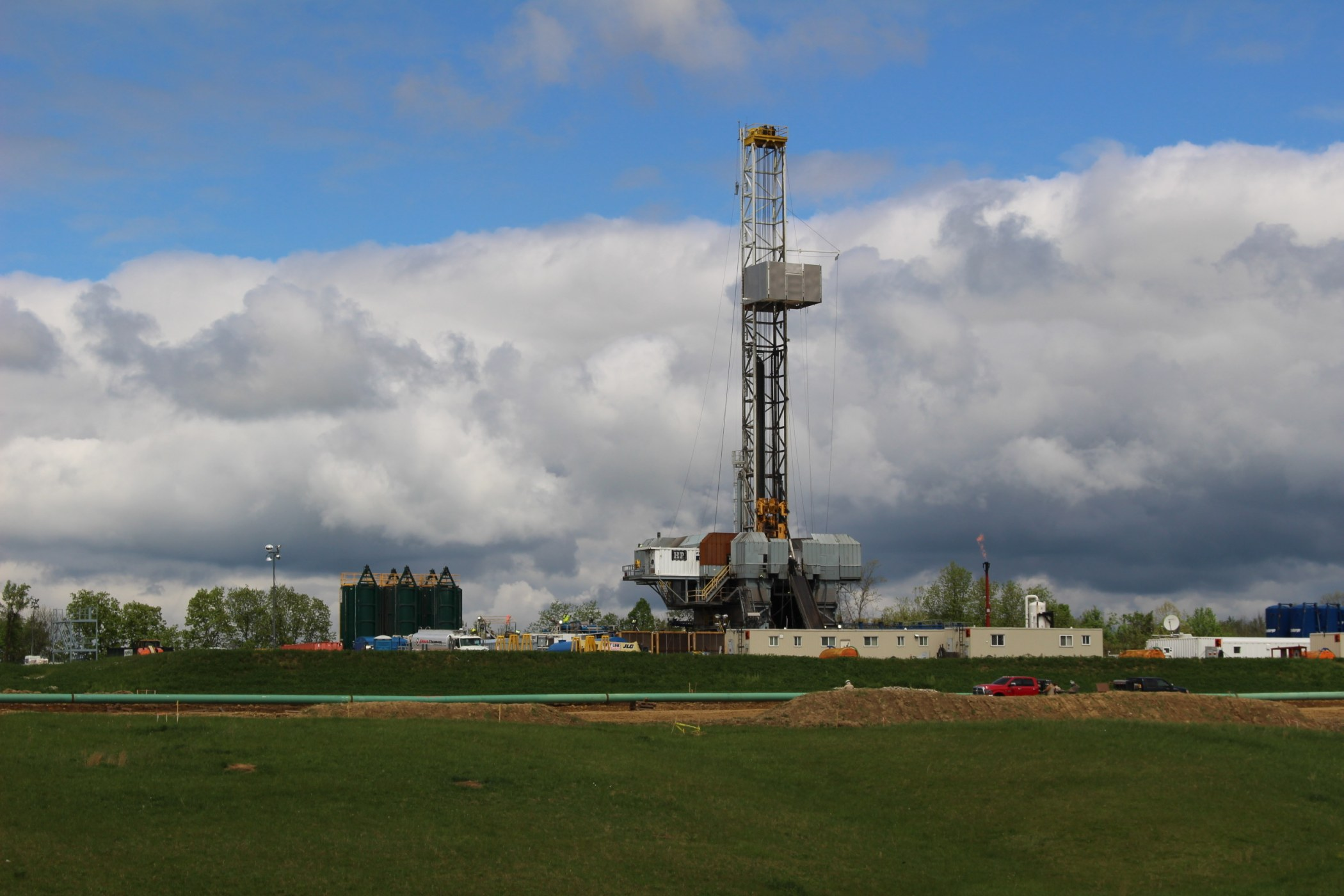 Shale Gas Industry