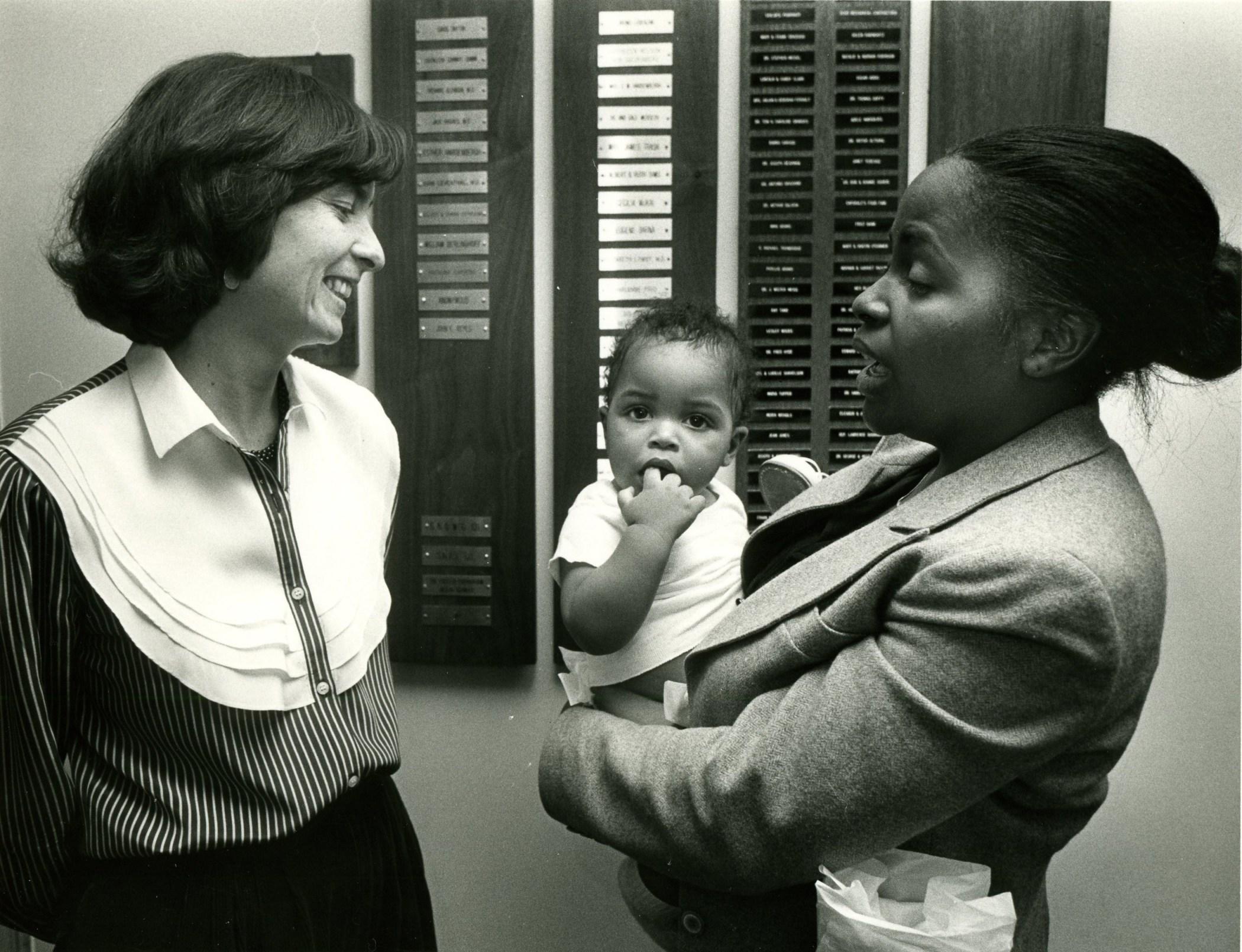 Katrina Clark 1970s