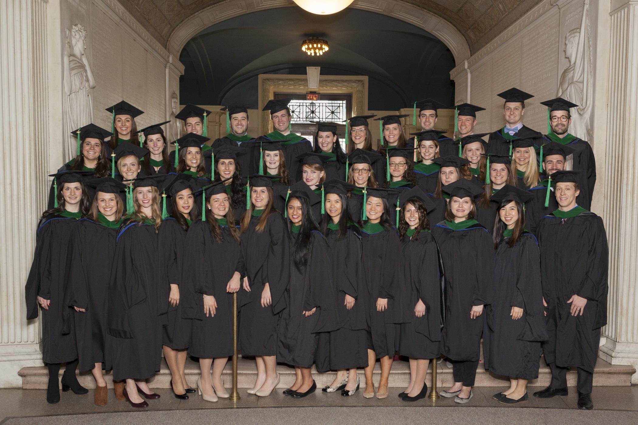 Yale PA Class of 2017