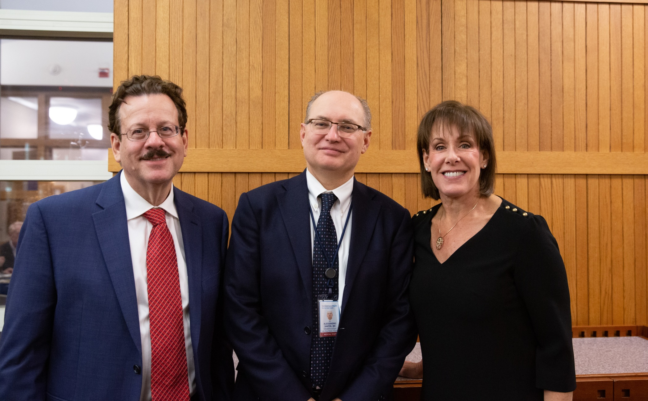 Arthur Forkos, Alessandro Santin, MD  and Barbara Bender