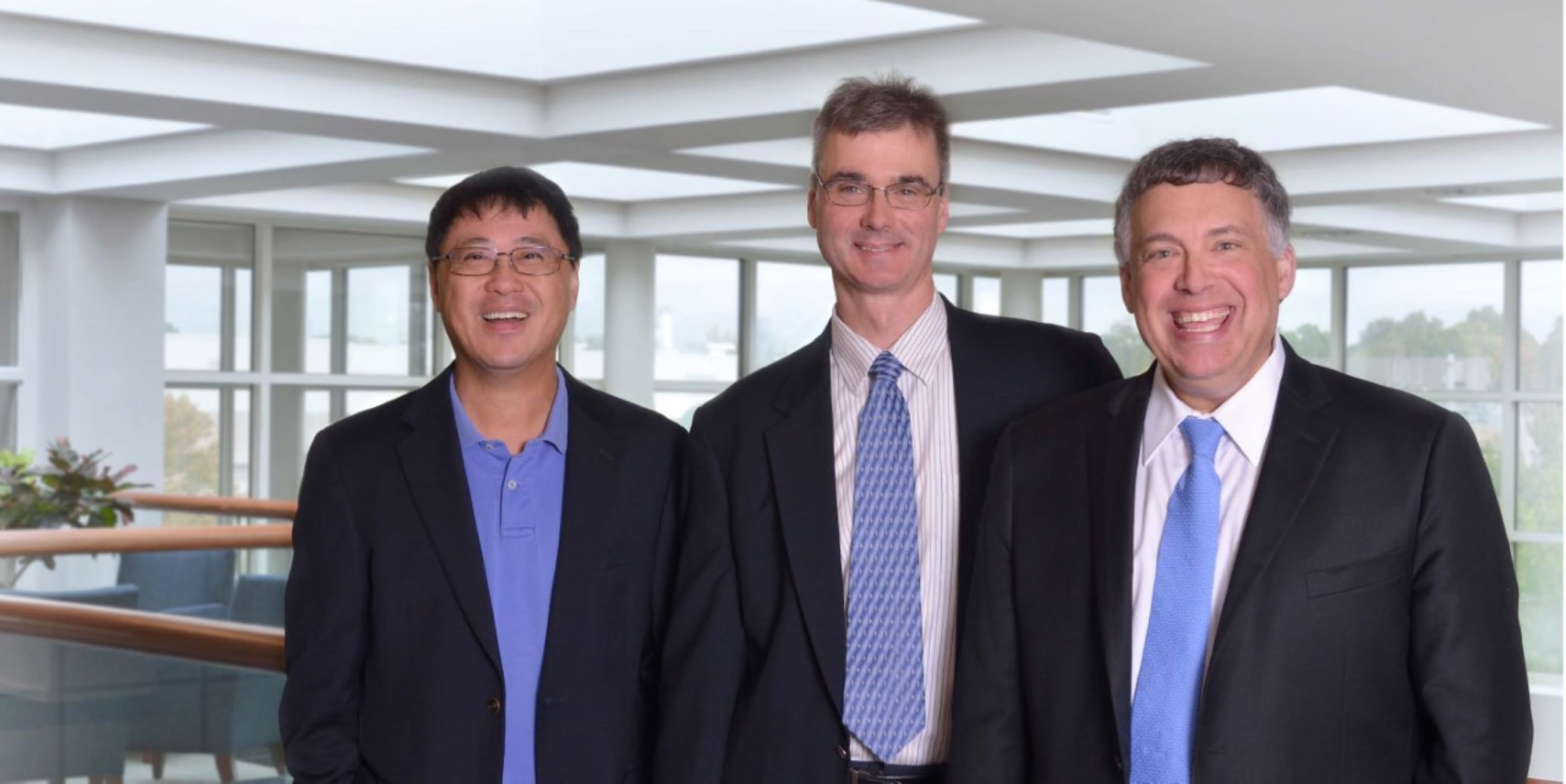 Lieping Chen, MD, PhD, Edward Kaftan, PhD, and Roy S. Herbst, MD, PhD