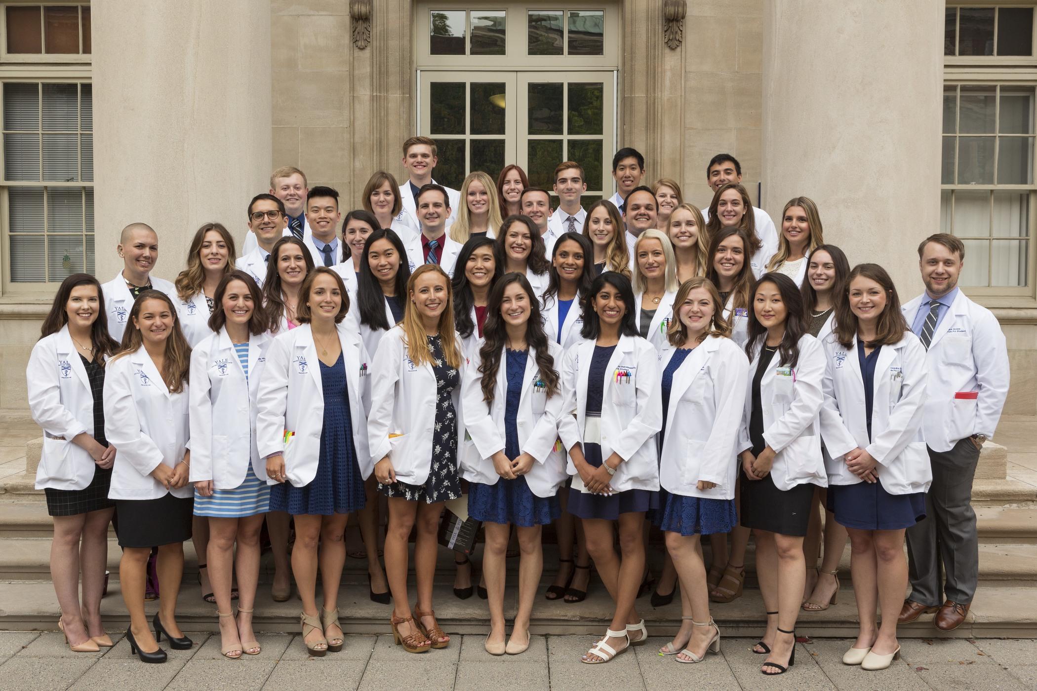 PA Class of 2020 White Coat Ceremony