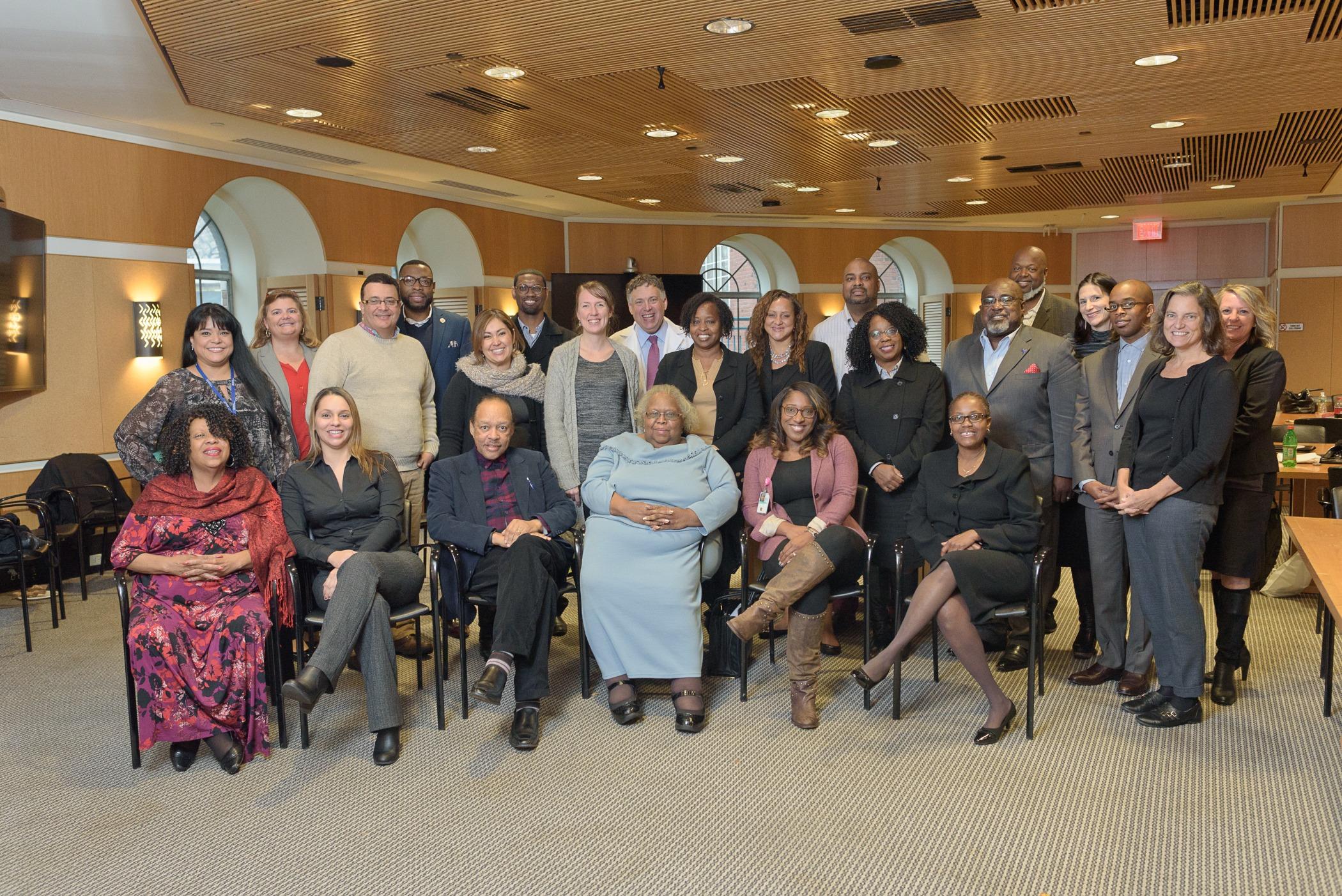 Cultural Ambassadors and Duke University Meeting