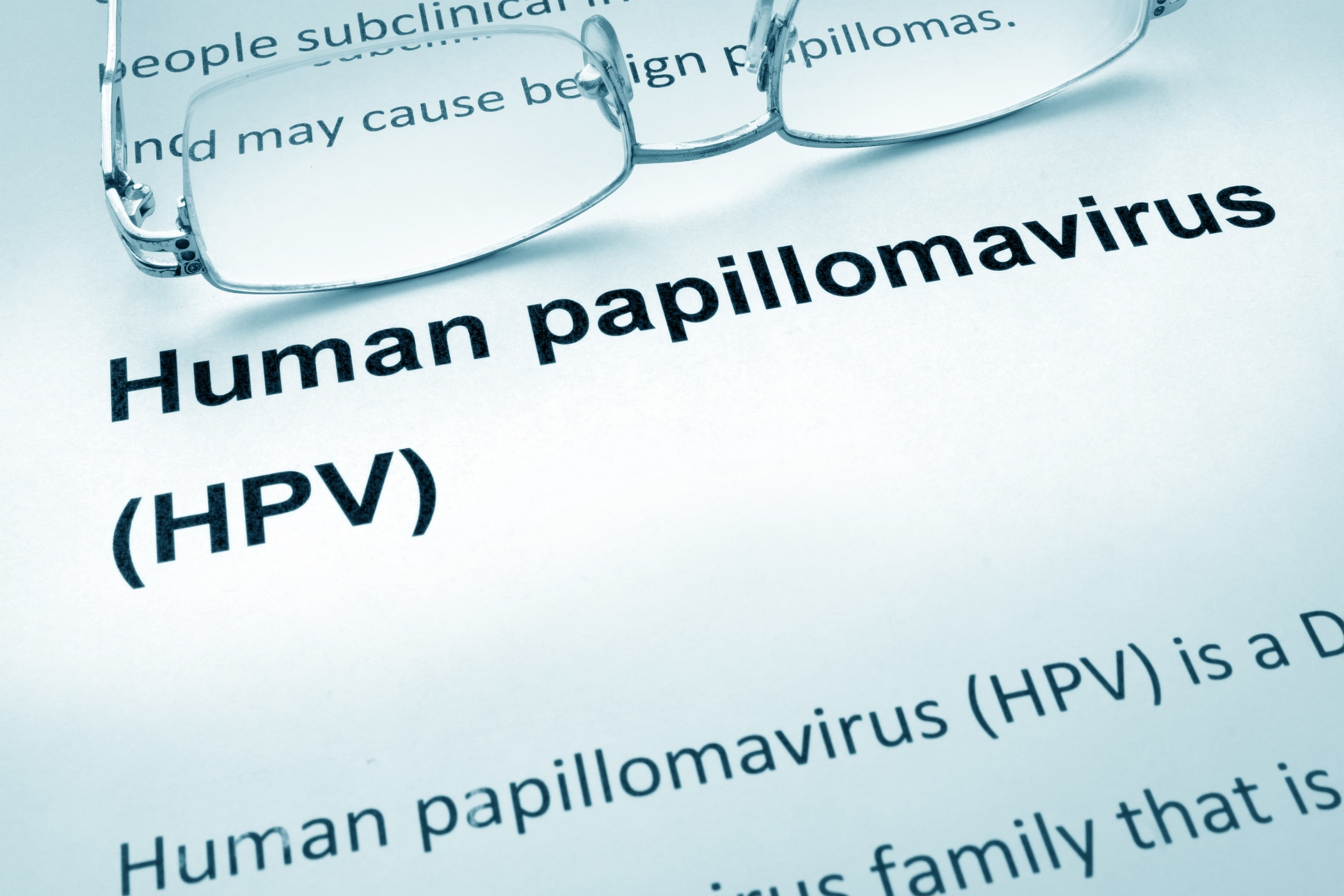 HPV research study